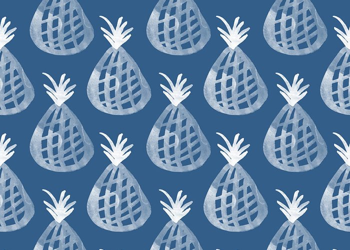 Designs Similar to Indigo Pineapple Party
