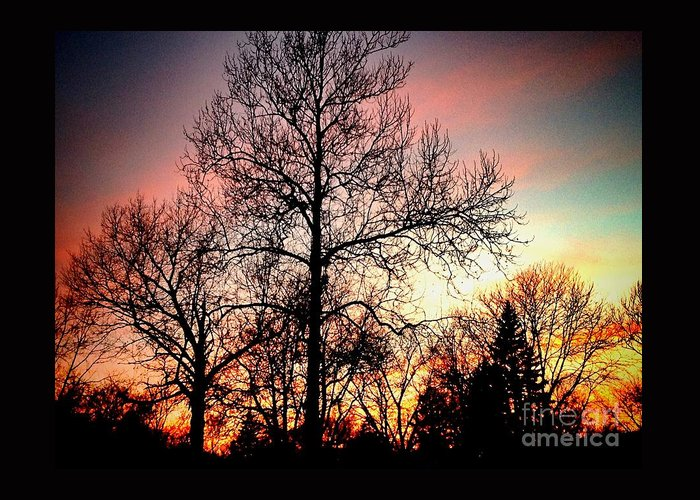 Midwest Greeting Card featuring the photograph Its Only One Day by Frank J Casella