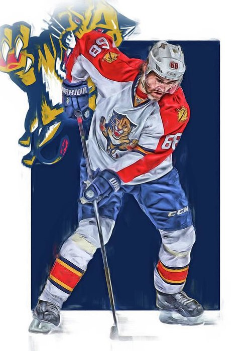 Jaromir Jagr Greeting Cards