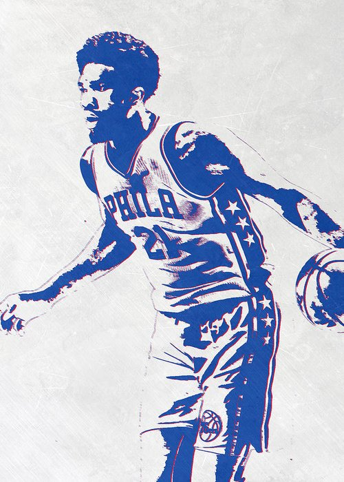 Sixers Greeting Cards