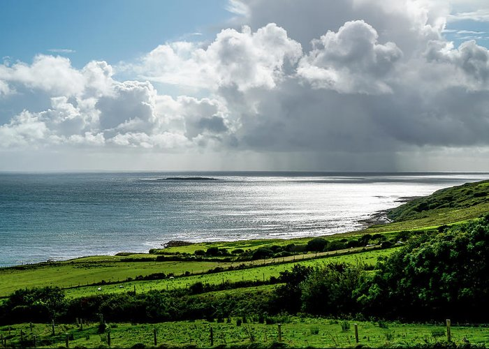 Ireland Greeting Card featuring the photograph Just Beautiful by Ric Schafer