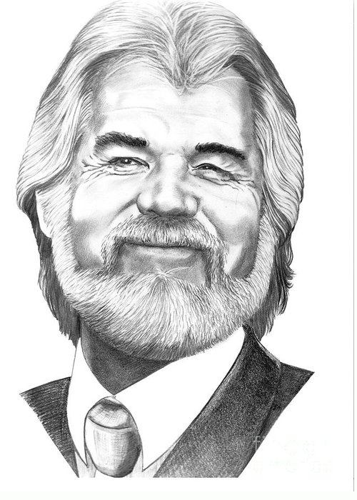 Kenny Rogers Greeting Cards
