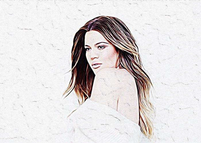 Khloe Kardashian Greeting Cards