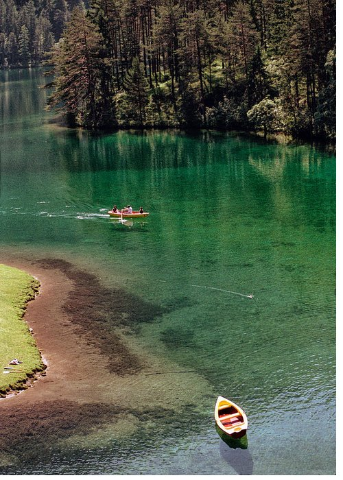 Lake Greeting Card featuring the photograph Lake by Robert Woodward