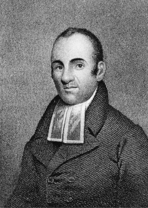 1837 Greeting Card featuring the photograph Lemuel Haynes (1753-1833) by Granger