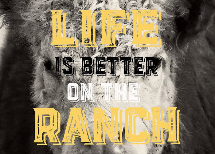 The Ranch Greeting Cards