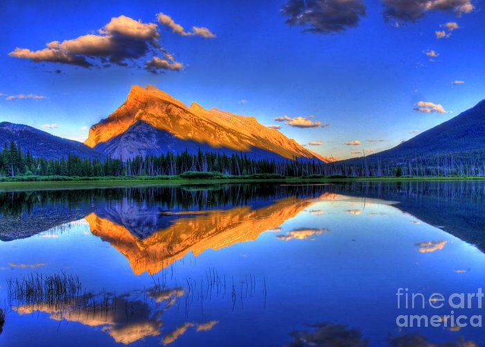 Rocky Mountains Greeting Cards