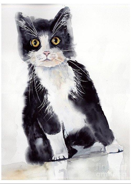 Persian Cat Greeting Cards