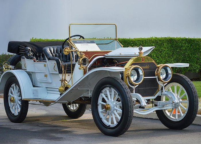Locomobile Photograph by Bill Dutting