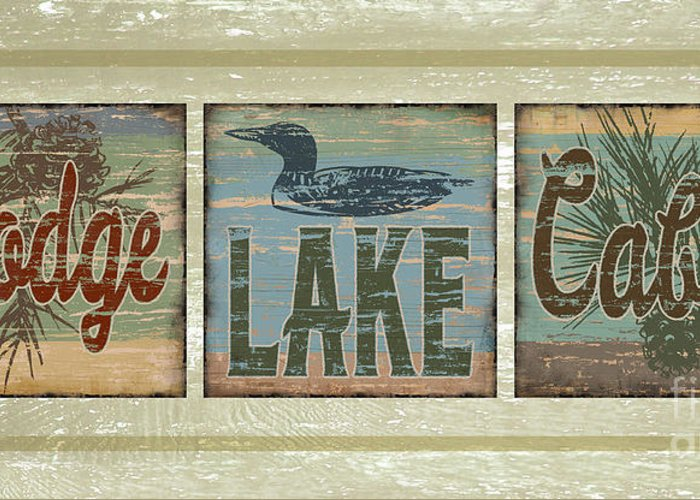 Loon Greeting Cards