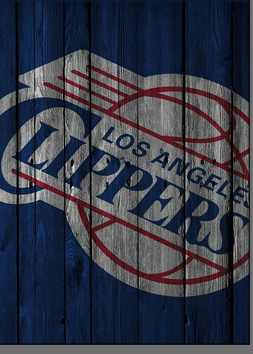 Los Angeles Clippers Greeting Cards
