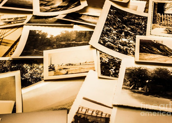 Vintage Polaroid Greeting Cards