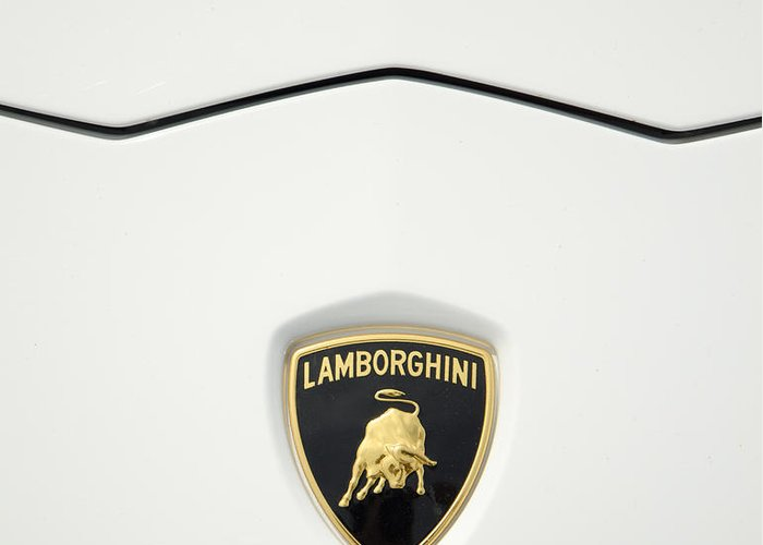 Lamborghini Greeting Card featuring the photograph Luxury In Marbella by Perry Van Munster