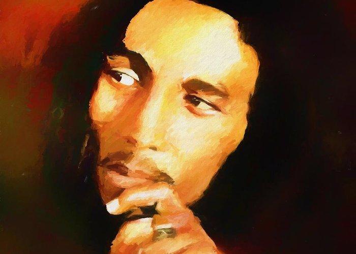 Rastafari movement greeting cards fine art america rastafari movement greeting cards m4hsunfo