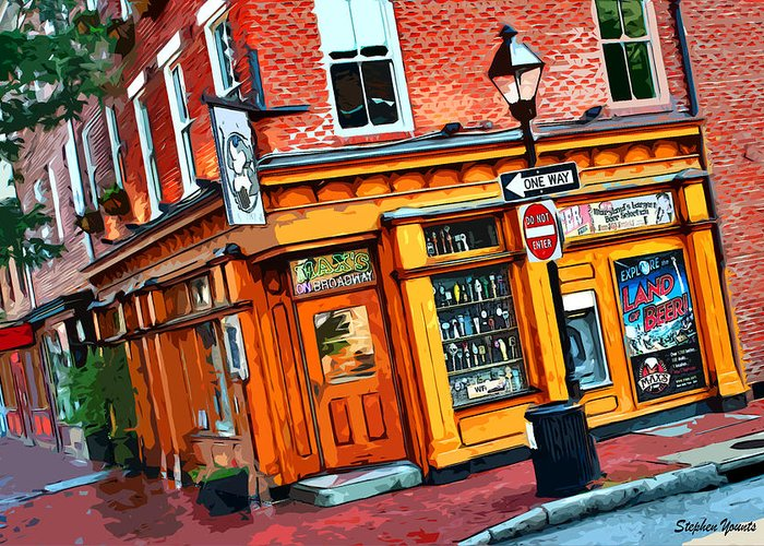 Fells Point Greeting Cards