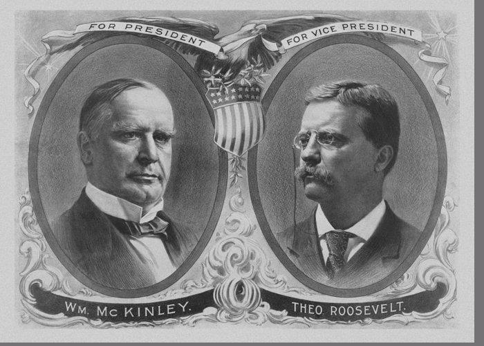 William Mckinley Greeting Cards