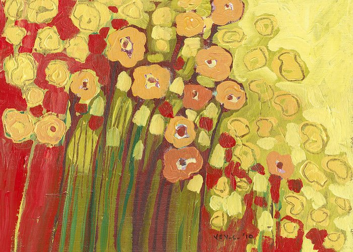 Flower Bouquet Greeting Cards