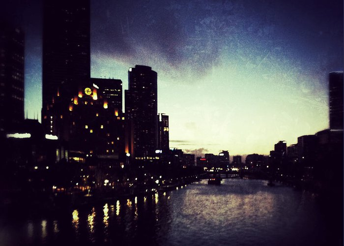Melbourne Photographs Greeting Cards
