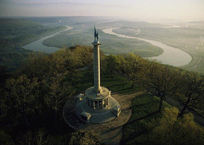 Chickamauga And Chattanooga National Military Park Greeting Cards
