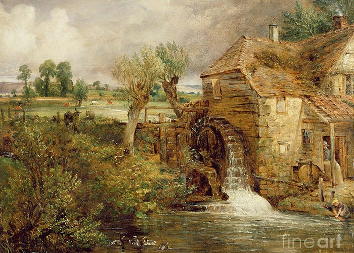 Constable Photographs Greeting Cards