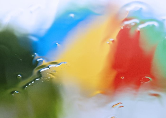 Rain Greeting Card featuring the photograph Monsoon by Pramod Bansode