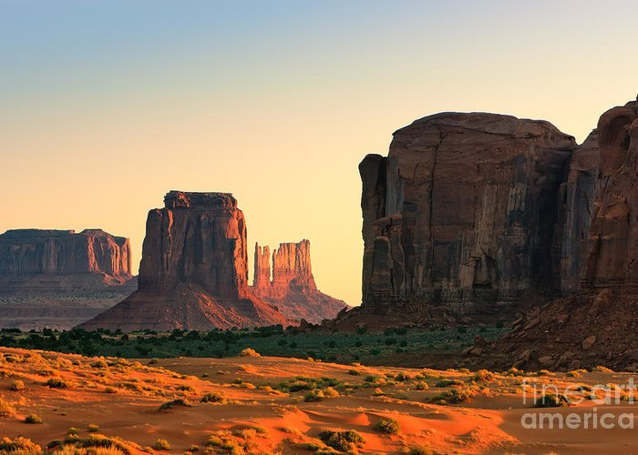 Smooth Sandstone Greeting Cards