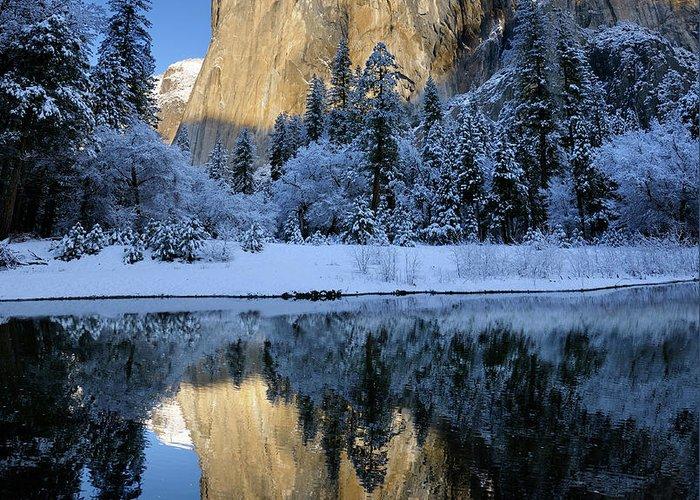 Yosemite Greeting Cards