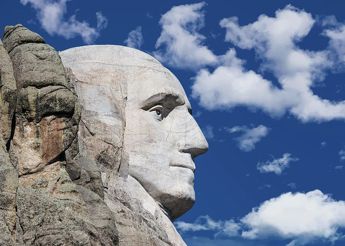 Mount Rushmore Greeting Cards