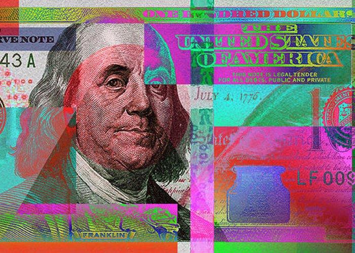 Us Currency Art | Fine Art America