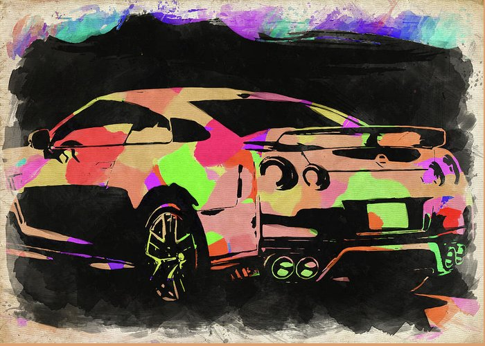 Designs Similar to Nissan Skyline Gtr Watercolor
