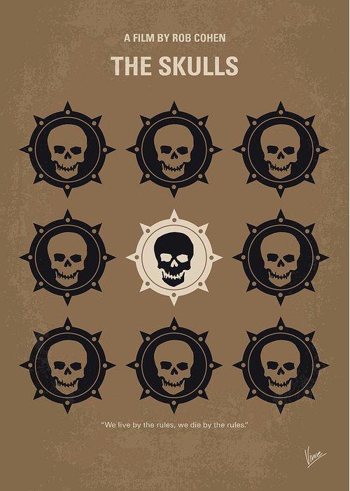 Alternative Skull Greeting Cards