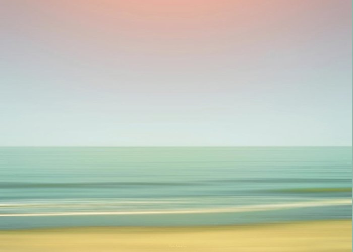 Ocean Greeting Card featuring the photograph Ocean by Wim Lanclus