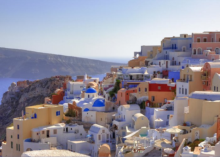 Cyclades Greeting Cards