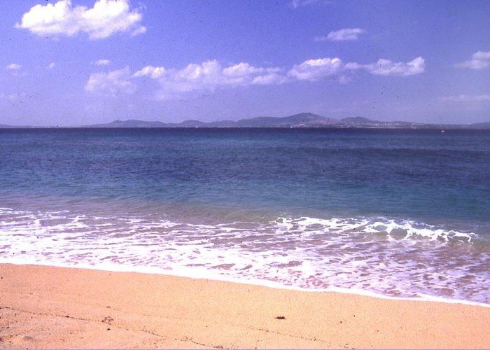 Kinawa Greeting Card featuring the photograph Okinawa Beach 16 by Curtis J Neeley Jr