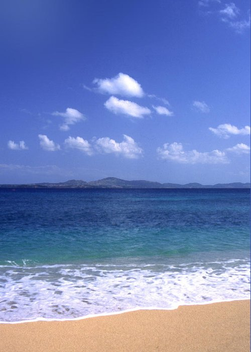 Okinawa Greeting Card featuring the photograph Okinawa Beach 8 by Curtis J Neeley Jr