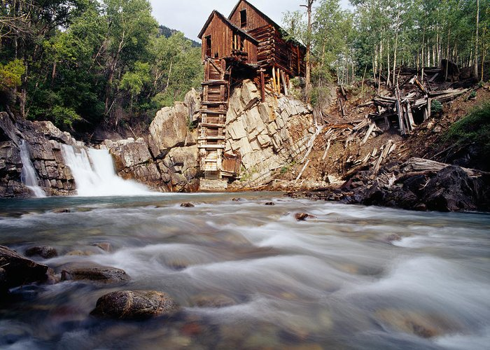 Marble Mill Greeting Cards