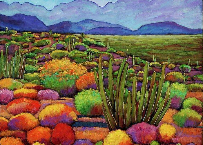 Arizona Landscape Greeting Cards
