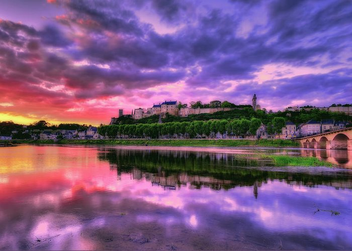 Loire Valley Greeting Cards