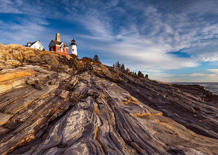 Pemaquid Lighthouse Greeting Cards