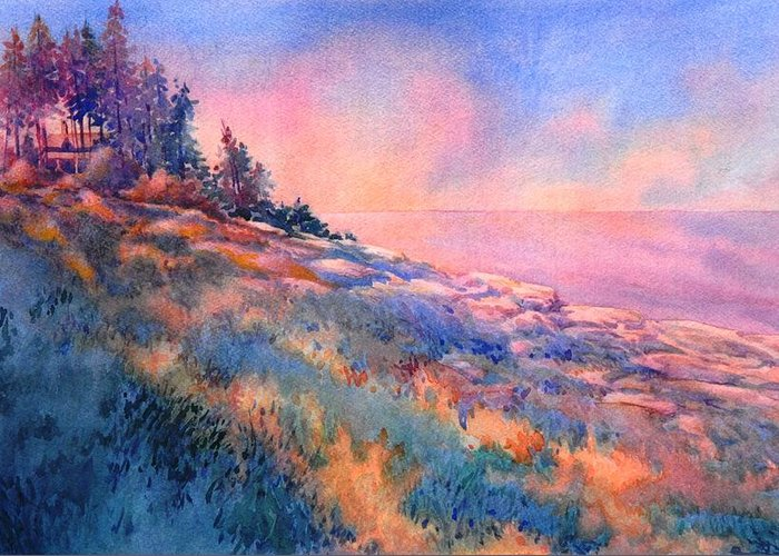 Pemaquid Point Greeting Cards