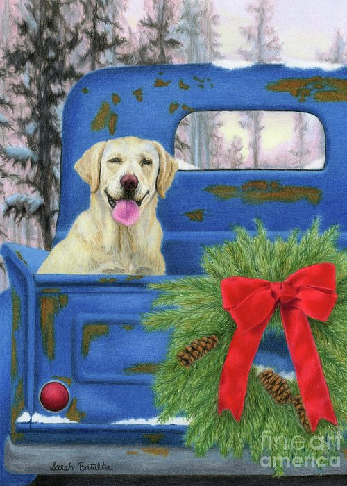 Chevy Truck Greeting Cards