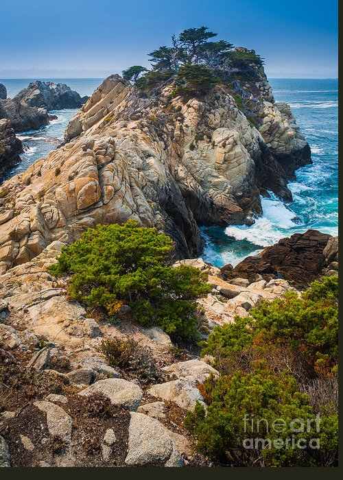 Point Lobos State Greeting Cards