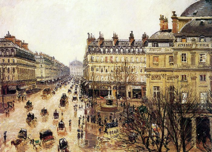Camille Pissarro Photographs Greeting Cards