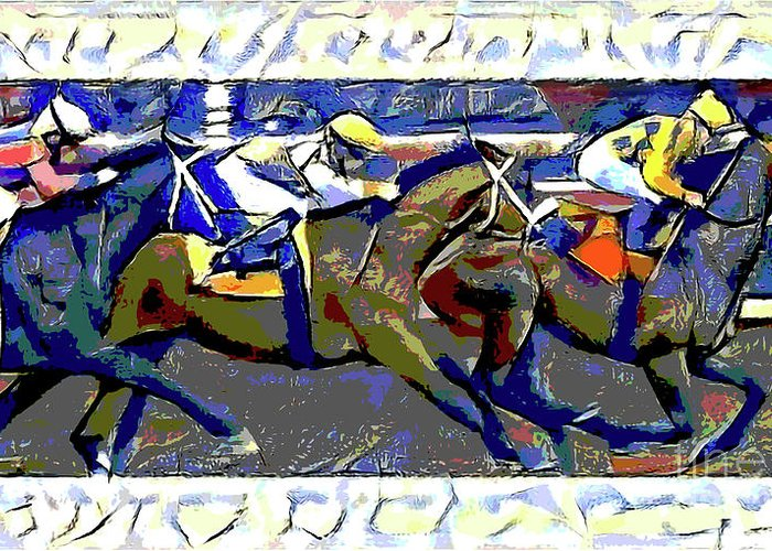 Keeneland Greeting Cards