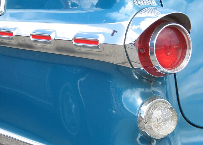 Pontiac Greeting Card featuring the photograph Pontiac Classic by Kelly Mezzapelle