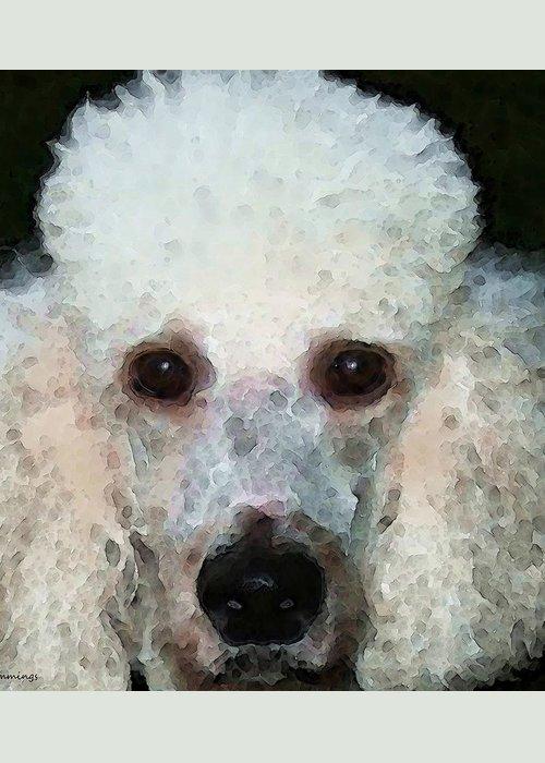 Buy Dog Art Digital Art Greeting Cards