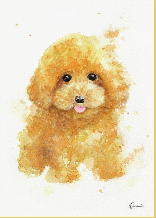 Toy Poodle Art | Fine Art America