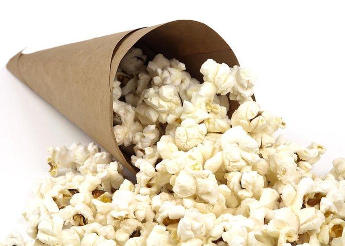 Popcorn Greeting Cards