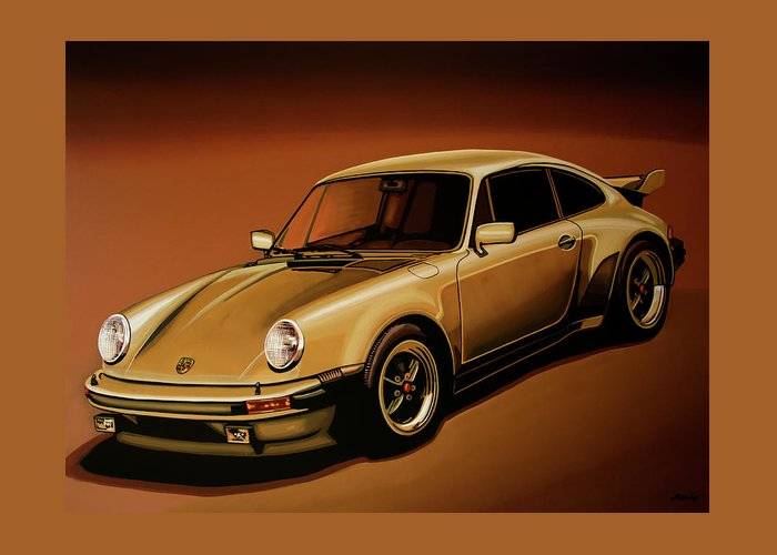Designs Similar to Porsche 911 Turbo 1976 Painting