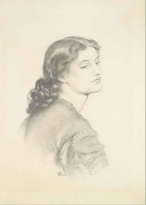 Rossetti Greeting Cards